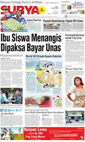 harian surya edisi cetak 18 april 2009 by harian surya issuu
