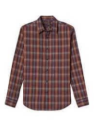 Flannel Shirts Grant Slim Fit Plaid Flannel Shirt Banana Republic