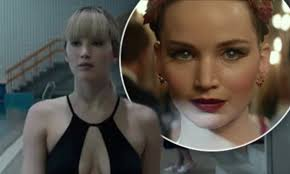 jennifer lawrence u0027s on set made folk uncomfortable daily