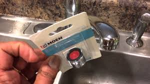 Where Is The Aerator On A Kitchen Faucet Diy How To Replace Faucet Filter Or Aerator Youtube