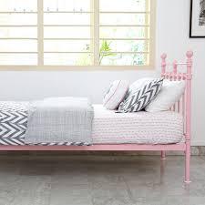 bedroom exquisite cool retro iron bed frames queen interior