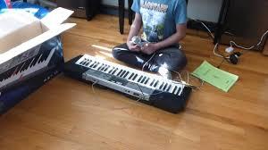 casio lk 175 61 lighted key personal keyboard casio lk 175 key lighting keyboard youtube