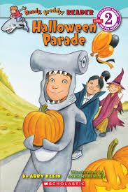 clifford halloween book halloween parade by abby klein scholastic