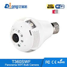 best wifi light bulb best wireless hidden camera light bulb 360 degree wi fi cctv cameras