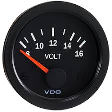 marine voltmeter