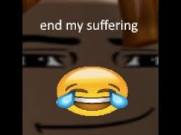 Smiling Crying Face Meme - what emojis sound like laughing crying face emojii edition meme