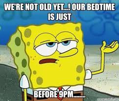 Bedtime Meme - bedtime
