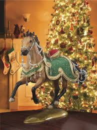 amazon com breyer jewel 2010 holiday horse 14th in series toys