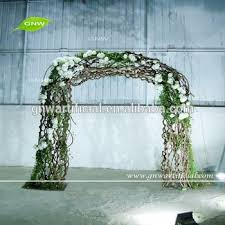 wedding arches for sale gnw fla161018 wedding arches for sale with decorative artificial
