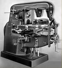 cincinnati dial type milling machines