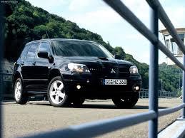 mitsubishi crossover interior mitsubishi outlander turbo eu 2004 pictures information u0026 specs