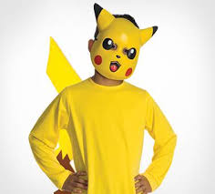 pikachu costume costumes for kids adults party city
