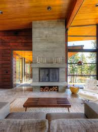 Contemporary Interior Designs For Homes 17 Fireplace Designs Hgtv
