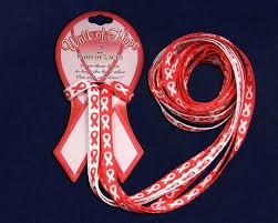 ribbon shoe laces ribbon shoe laces wholesale hiv aids awareness