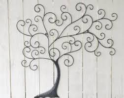 contemporary design metal tree wall decor pretty ideas tree metal