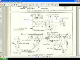 allis chalmers d 14 d14 tractor operations parts manual for sale