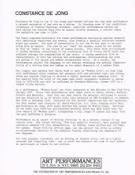 special writing paper typed letter signed with photo and publicity material constance typed letter signed with photo and publicity material constance dejong amazon com books