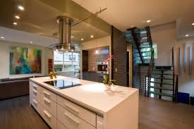 Stylish Kitchen Design Kitchen Design Wall Mount Stainless Steel Exhaust White Modern