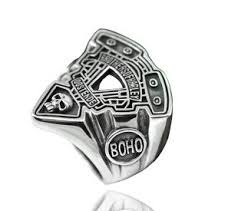 cool rings for men harley skull cool personalized sterling silver rings demeanor men