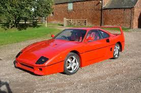 replica for sale uk this f40 replica isn t fooling anyone aol uk cars