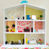 Dollhouse Decorating by Projects Kids U0026 Pets Young House Love