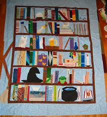 Bookshelf Quilt Pattern Harry Potter Quilt Archive Absolute Write Water Cooler