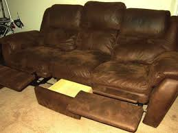 Microfiber Reclining Sofa Selling My Sofa Reclining Brown Microfiber Odenton Md Patch