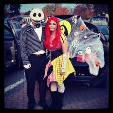 Sally Jack Halloween Costumes 100 Creative Couples Costume Ideas Sally Halloween Couples