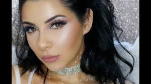 Black Eye Makeup Halloween by Angel Halloween Makeup Tutorial Cut Crease Tinakpromua Youtube
