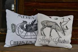 Domain Decorative Christmas Pillows by Collection Of 17 Christmas Pillow Designs