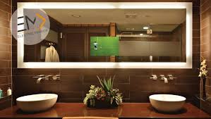 Electric Mirror Bathroom Style Your Bathroom With Electric Mirror Winnelson