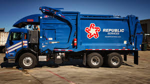 refuse truck media and consulting photo keywords front loader