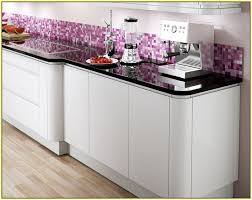 purple kitchen backsplash purple backsplash glass tile home design ideas