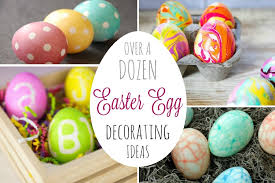 Easter Egg Decorating Ideas by Easter Egg Decorating Ideas Makeovers U0026 Motherhood