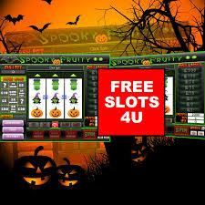free halloween slots free spooky fruity fruit machine game by free slots 4u