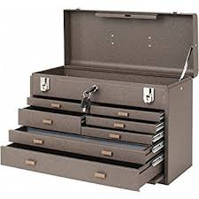 kennedy 8 drawer roller cabinet kennedy manufacturing 277xr 27 7 drawer industrial tool storage