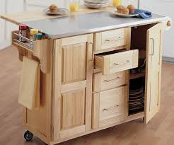 catskill craftsmen kitchen island indoor better remade rolling kitchen cart better remade to