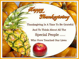 thoughts for thanksgiving from dr z dr z and you
