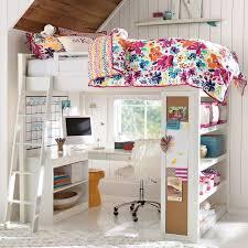 full size loft beds for girls furniture info nice full loft bed