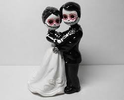 day of the dead cake toppers the official of the new york institute of and design
