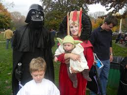 Star Wars Family Costumes Halloween by Summit Police Athletic League Holds Annual Halloween Parade And