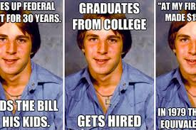 Economic Memes - old economy steve is a new meme that will enrage all millennials