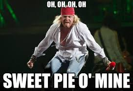 Rose Memes - axl rose wants his fat memes off the internet digital trends