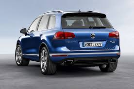 2015 volkswagen touareg refreshed for beijing automobile magazine