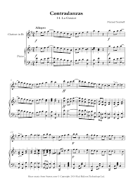 free clarinet sheet music lessons u0026 resources 8notes com