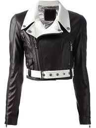 biker jacket women women black and white sheep leather biker jacket u2013 87681