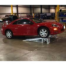 mitsubishi sports car mini lift sports car ramps low profile car service ramps
