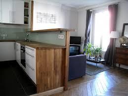 bar pour separer cuisine salon incroyable bar pour separer cuisine salon 55 m rnovs et rorganiss