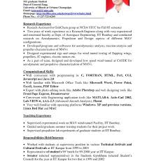 Resume For Graduate Student Resume Examples For Graduate Students Ideas About Resume