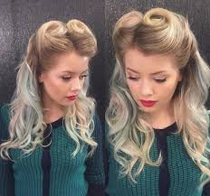 24 pin up hairstyle designs ideas for long hair design trends